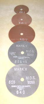 Mark V Cut-Off Wheels
